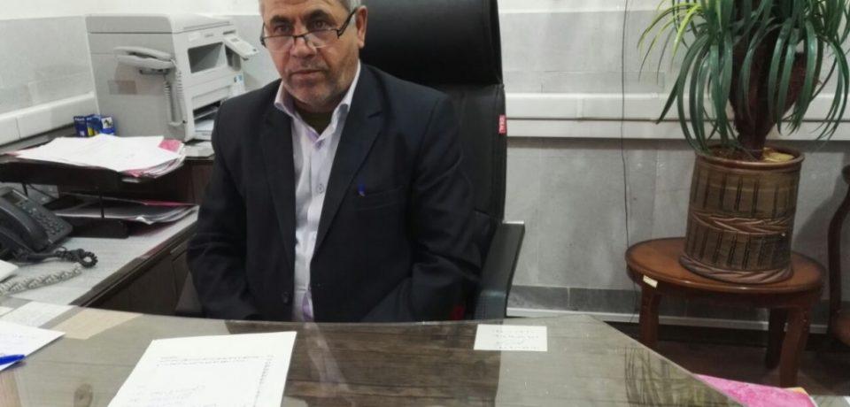 گفتوگو با سیدمختار حسینی رئیس اداره ثبتاحوال شهرستان کازرون + فیلم