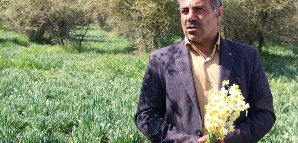 رئیس شورای اسلامی جره: بیش از ۱۰ برابر ظرفیت نرگسزار، پذیرای گردشگران بودیم + ویدئو