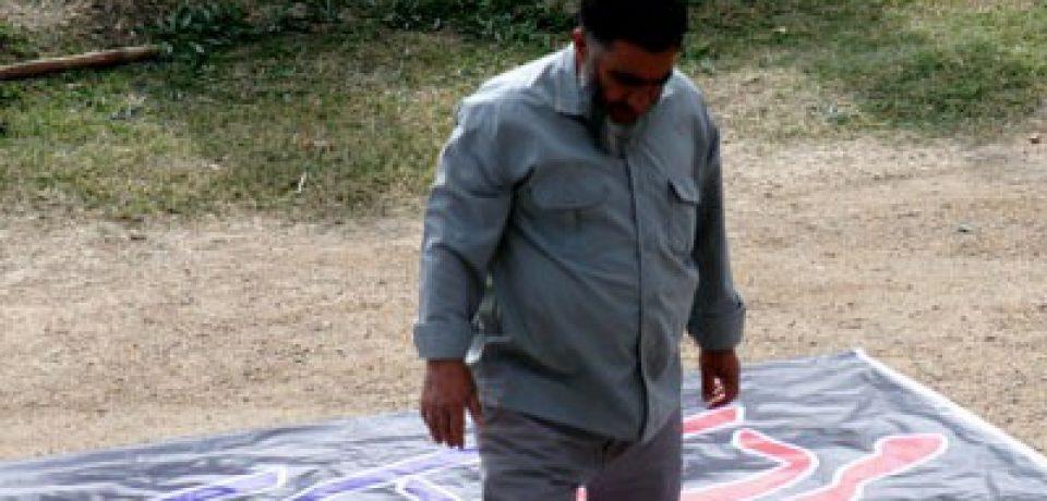 مراسم روز ۱۳ آبان در کازرون به روایت تصویر/ عکس: علی گلچین