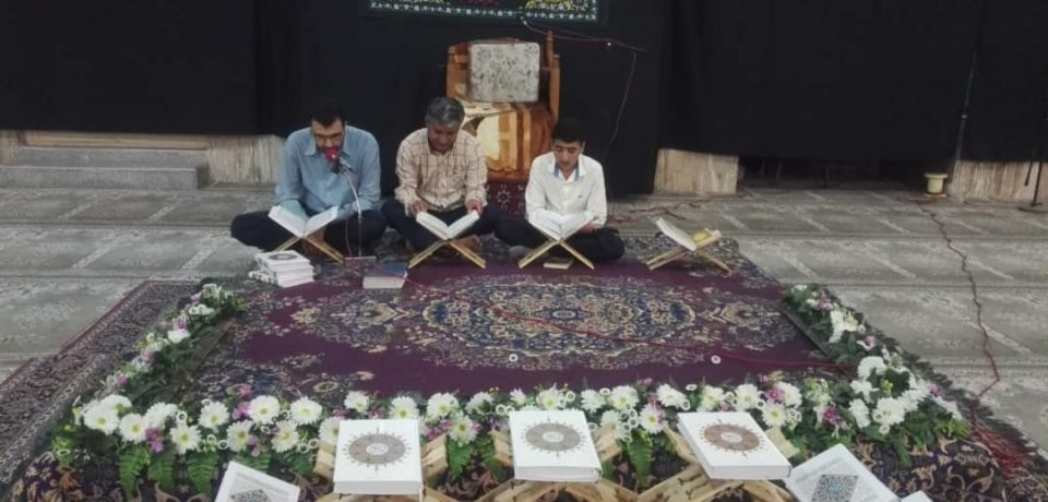 گزارش تصویری: سوگواری و احیاء ۲۱ رمضان در کازرون/ عکاسان: علی و علیرضا گلچین