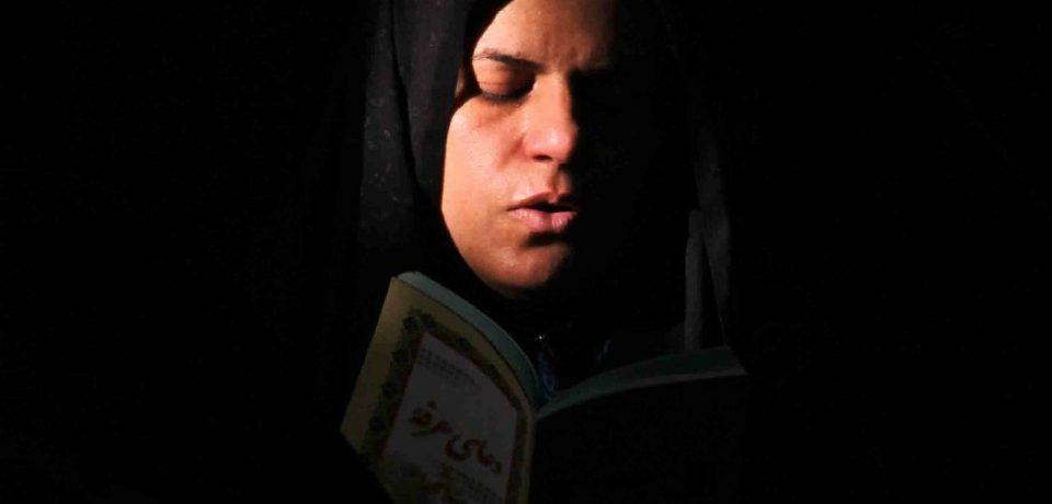 گزارش تصویری: مراسم دعای عرفه در کازرون/ عکس: علی و علیرضا گلچین