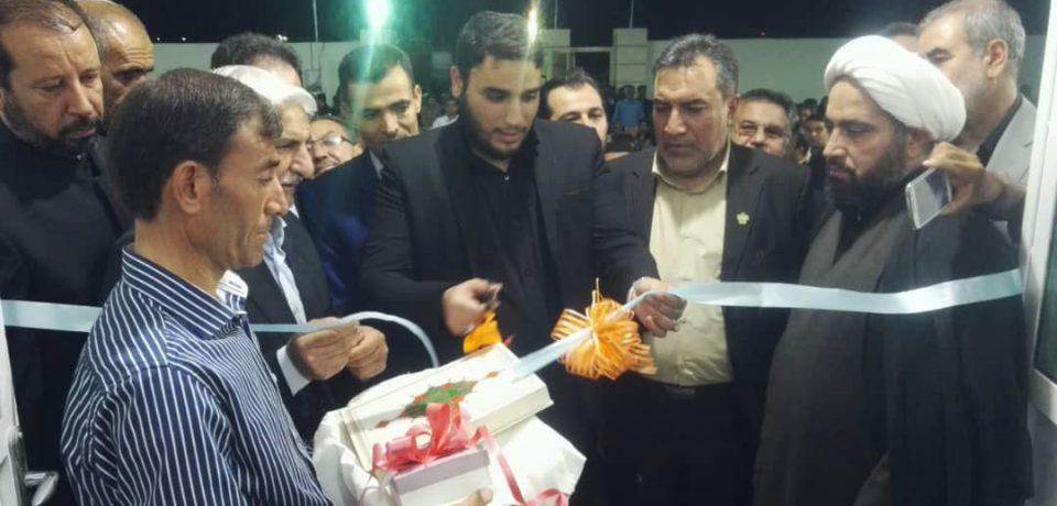 گزارش تصویری: آیین افتتاح آموزشگاه ۶ کلاسه شهید ناصری دیکانک/ عکس: علی و علیرضا گلچین