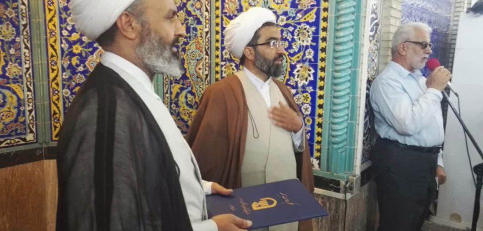 گزارش تصویری از نخستین نماز جمعه کازرون به امامت حجت الاسلام صباحی/ عکاسان: علی و علیرضا گلچین