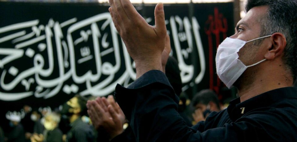 روایت تصویری از عاشورای حسینی در کازرون (سال ۹۹) – عکاسان: علی و علیرضا گلچین